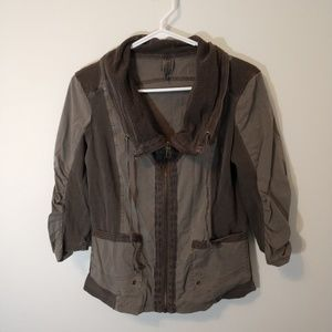 Xcvi mesh jacket size small
